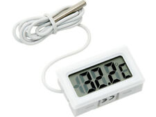 Panel-Thermometer B LCD od -50 do 100C  Digital LCD Sonde Digital Anzeige