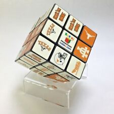 University of Texas Longhorns Hook 'Em Horns Rubik's Cube with Display Stand