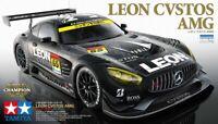 Tamiya 2018 Mercedes AMG GT3 race car LEON CVSTOS 1:24 scale model kit 24350