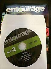 Entourage - Season 3 Part 1, Disc 2 REPLACEMENT DISC (not full season)