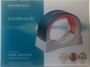 HairMax LaserBand 82 Comfortflex Hair Loss Treatment & Growth Laser Light Device