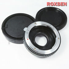 Nikon F mount Lens to Sony Alpha Minolta Dynax MA adapter A77 A99 A580 A900 A65