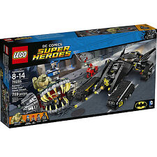 LEGO 76055 DC Comics Super Heroes Batman Killer Croc Sewer Smash 759pcs BLOCKS