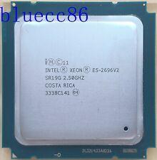 Intel Xeon E5-2696 V2 OEM  SR19G 2.5GHz 12-Core 120W Max 3.5GHz CPU Processor