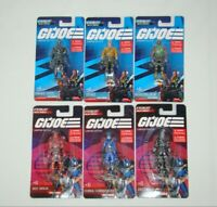 G.I. JOE Classified Limited Edition Complete set of 6 mini figures 2021 Hasbro