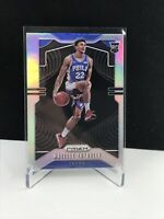 MATISSE THYBULLE 2019-20 Panini Prizm ROOKIE SILVER PRIZM SP RC #290 ( MINT )