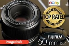 Sale! NEW! BOXED Fuji Fujifilm XF 60mm F2.4 for X-MOUNT CAMERAS : Made in Japan