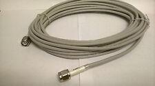 30 ft ~30 feet (10 Meter) TNC Plug Male to TNC Plug Male NURI cable: US Stock