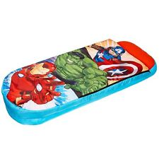 MARVEL AVENGERS JUNIOR READY BED ALL-IN-ONE SLEEOPVER SOLUTION KIDS