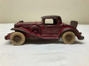 1930 A.C. WILLIAMS large cast iron coupe with dual side mounts and rumble seat