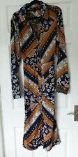 Mela London Shirt Dress Sz 16