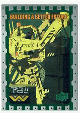 "Alien Anthology Autograph Poster Art Card WY-6 Patty ""McPancakes"" Earp #58/70"
