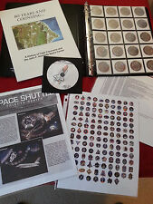 NASA SPACE SHUTTLE COMMEMORATIVE COIN COLLECTION STARTER KIT 1