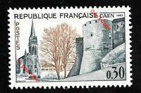 Timbre France Neuf  année 1963 N°1389
