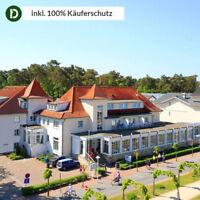 Ostsee 3 Tage Insel Rügen Kurzurlaub Strand-Hotel Baabe Reise-Gutschein 4 Sterne