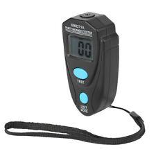 Em2271a Mini Auto Paint Thickness Gauge Backlight Lcd Digital Car Coating Meter