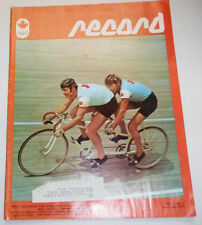Record Magazine Canadian Olympic Association June 1971 101714R2