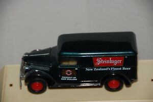 Matchbox Models Of Yesteryear Great Beers Series 1937 GMC Van Steinlager YGB08