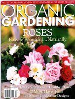 Organic Gardening, January - December 1999  - LOT OF SIX Magazines - Full Year!