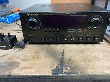 AUNA Amp-2 HiFi Karaoke Amplifier - USB, SD, MP3
