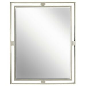 Kichler Hendrik Mirror, Brushed Nickel, Mirror - 41071NI