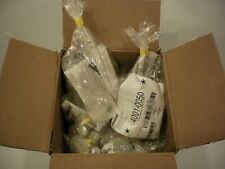 12 Case Lot Nalgene 4001 0050 Polymethylpentene 50ml Volumetric Flask Screwcap