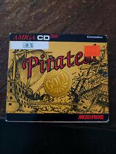 CD32 Pirates! Gold (Amiga, 1993, Jewel-Case)