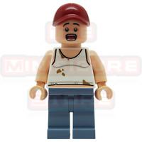 Farmer DC Comics LEGO Minifigures 76054