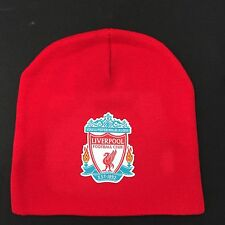 LIVERPOOL FC Beanie Hat One Size Fits All Brand New Knitted