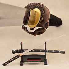 Japanese Samurai Horse Sword 9260 Spring Steel Katana Traditional Handmade Sharp