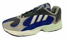 Adidas para hombre Yung - 1 en blanco alpino Gris Zapatillas Zapatos Correr Size Uk 8