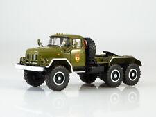 Scale model truck 1:43 ZIL-131NV