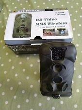 Trail camera night vision