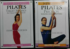 Pilates The Method with Jennifer Kries 2 DVDs