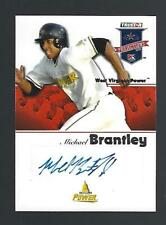 New Listing2008 Tristar Projections Autographs #297 Michael Brantley