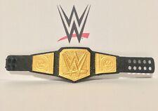 WWE CHAMPIONSHIP BELT MATTEL WRESTLING FIGURE ACCESSORY