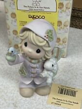 New ListingPrecious Moments The Future Is In Our Hands 2000 Annual Figurine #730068 w/box