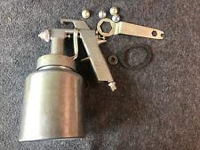 Vintage W.R. Brown Corp. Speedy Filtaire Paint Sprayer & Pot Model 112 C