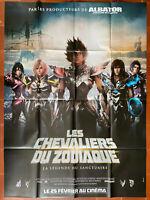 Plakat Les Chevaliers Du Zodiaque La Legende Du Shrine Saint Seya 120x160cm