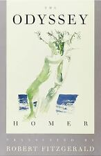 THE ODYSSEY by Homer FREE SHIPPING paperback book ancient greek Fitzgerald