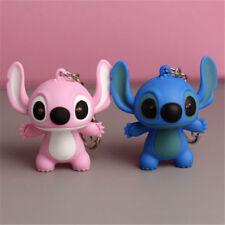 "Disney SEGA Lilo and Stitch Stuffed Plush Toy 4.5/"" Stitch Key Chain//Bag chain"