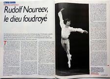 Mag 1993: RUDOLF NOUREEV_ELIA KAZAN_DIZZY GILLEPSIE_MICHELE LAROQUE_LOUIS XVI