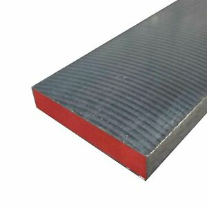 O1 Tool Steel Sheet 18 Length Annealed Precision Ground 1 1//4 Width 1 Thickness