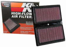 33-3037 K&N High Flow Air Filter fits VW AUDI SKODA SEAT 1.0 3-Cyl Engine 2015-
