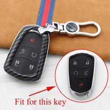 Smart 4/5 Button Key Case Fob Bag Shell For Cadillac ATS XTS XT5 CT6 SRX Parts