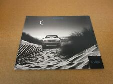 2000 Mercedes-Benz C230 C280 C 280 230 C-class sales brochure dealer literature