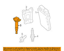 TOYOTA OEM-Ignition Coil 9091902265