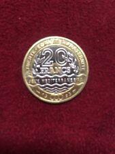 ESSAI 20 FRANCS JEUX MEDITERRANEENS 1993 NON CIRCULER  1850 Ex  n° 194