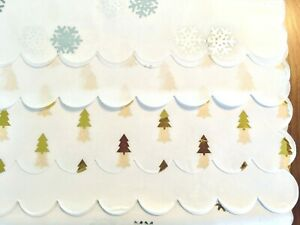 """Luxury Holiday Tissue Paper 19"""" x 19"""" Large Sheets for Gift Wrapping Presents"""
