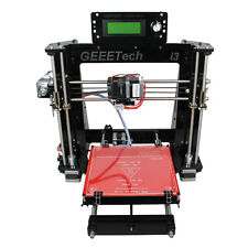 Stampanti 3D Acrylic Pusa I3 MK8 extruder Reprap 3D printer kit DIY